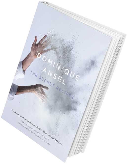Dominique Ansel's Book